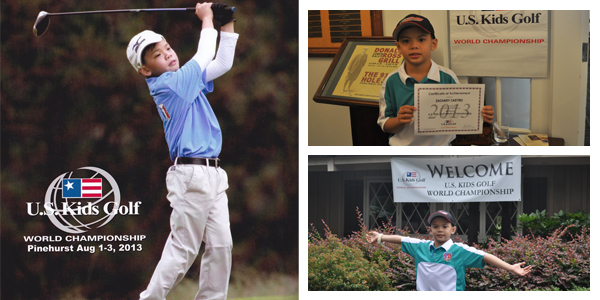 Pinoy and BA Pride for Golf Open