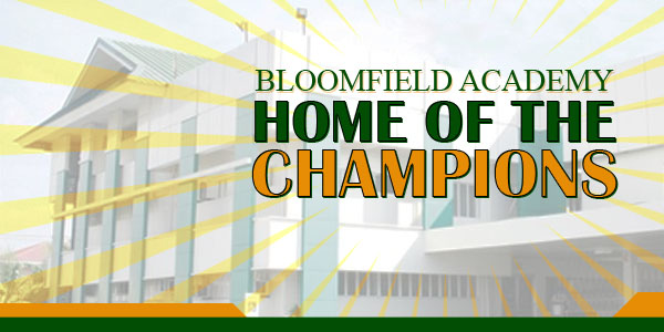 Bloomfield Academy … The Home of the Champions